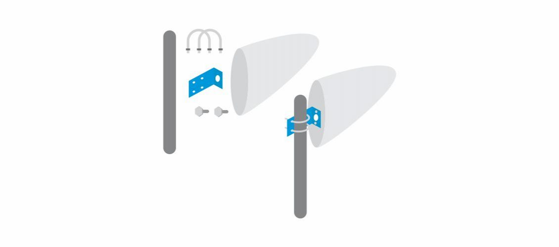 Cara Merakit dan Memasang Antenna Donor dengan Cepat dan Benar